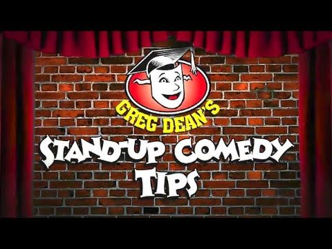 Performing Tips: How to Enter the Stage - Greg Dean