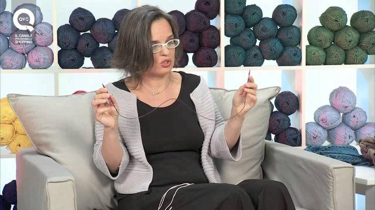 Lavora a maglia con Emma Fassio - Avviare le maglie con i ferri circolari
