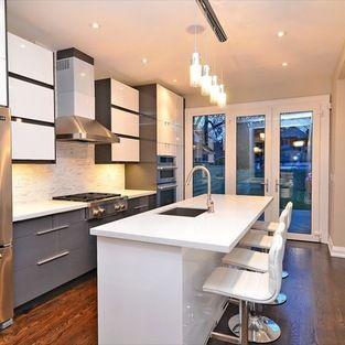 die 123 besten bilder zu kitchen auf pinterest | graue schränke ... - Küche Toronto