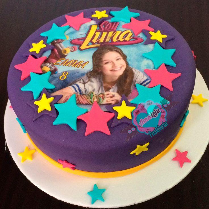 Torta Soy Luna Realiza tu pedido por; WhatsApp: 3058556189, fijo 8374484  correo info@amaleju.com.co Síguenos en Twitter: @amaleju / Instagram: AmaLeju