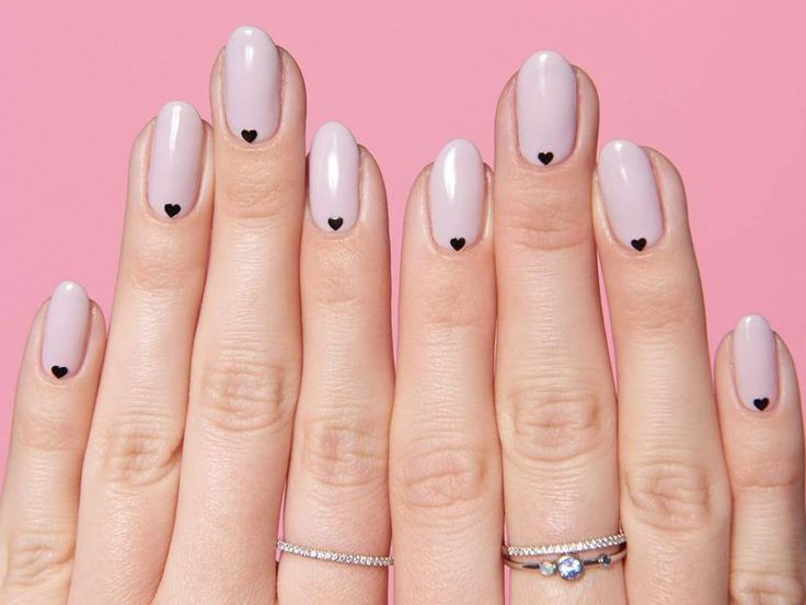 I Found the 10-Second Way to Make At-Home Nail Art Look Pro