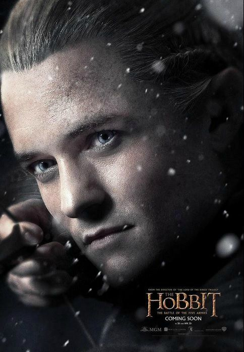 Legolas The Hobbit Battle of the five armies