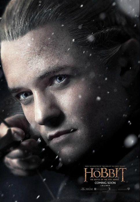 Legolas The Hobbit Battle of the five armies