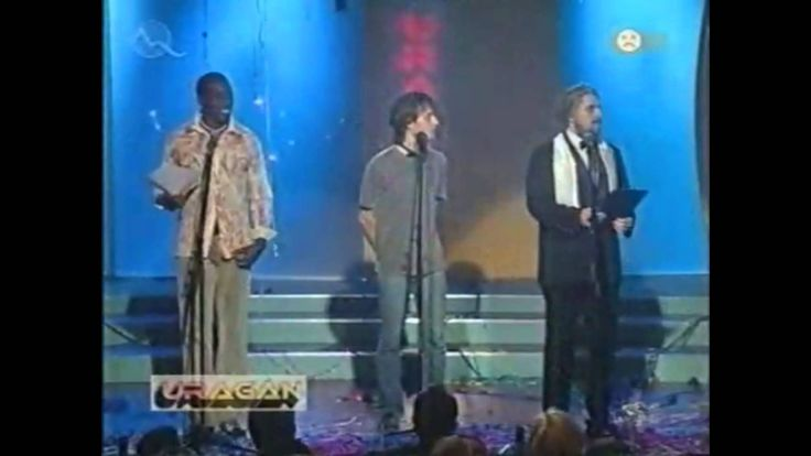 URAGÁN Silvester 2004 - Pavol Habera, Ibi Maiga, Peter Marcin - Svet lásku má - YouTube