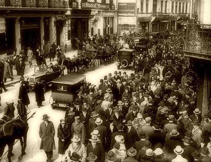 Calea Victoriei 1929