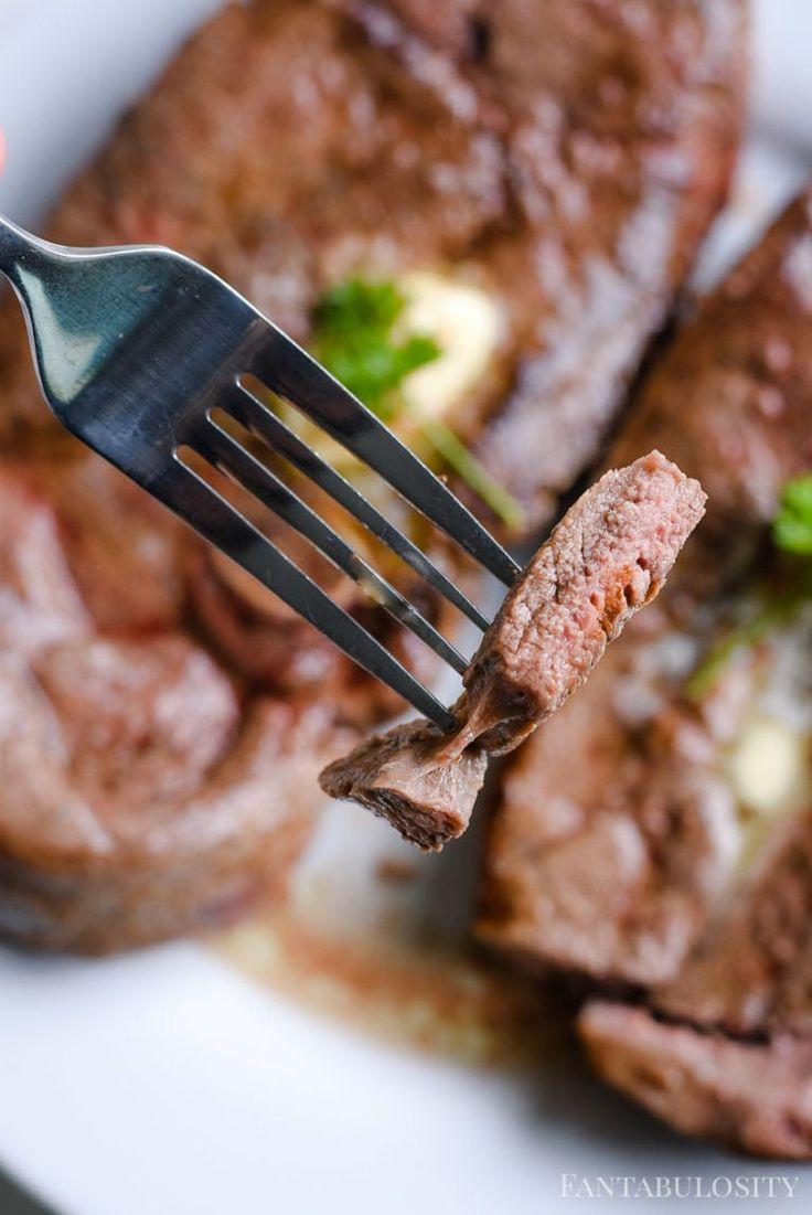 How to cook deer meat: steak tenderloin   Deer steak ...