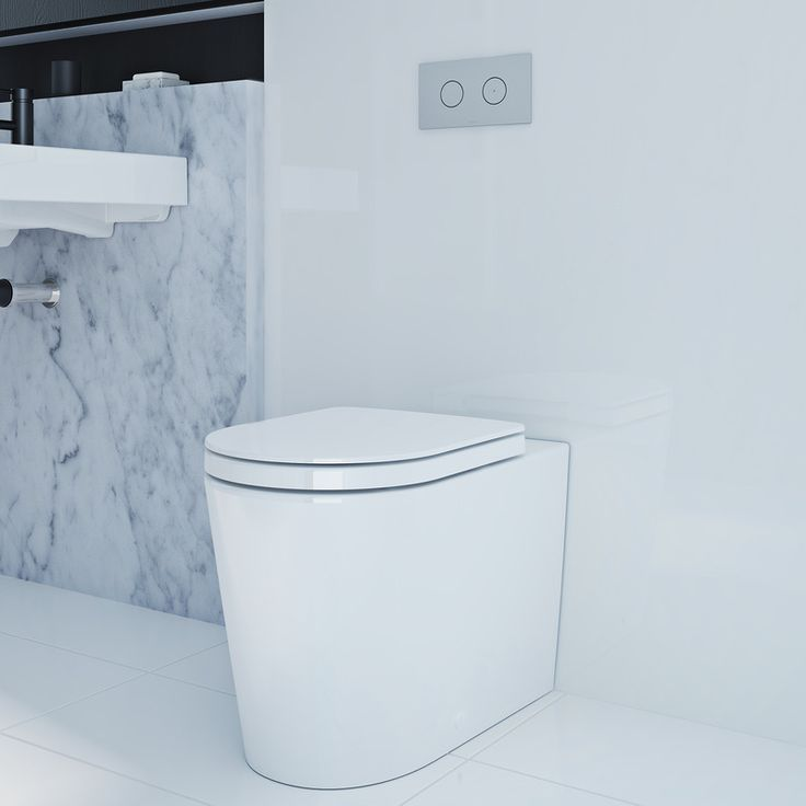 Caroma Liano Wall Faced Invisi Toilet Suite Http://www.caroma.com