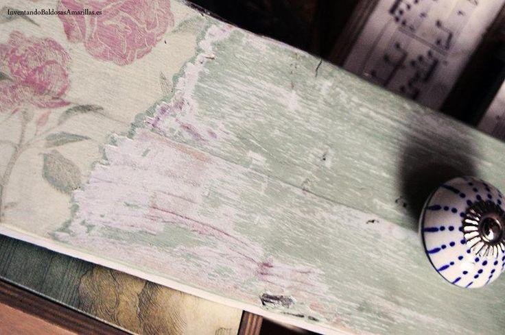 Decapados con Chalk Paint y otros experimentos