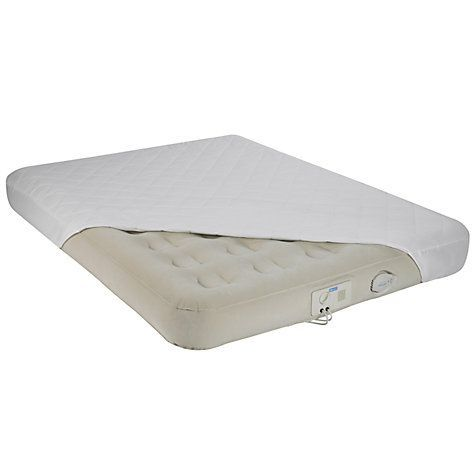 Buy Aerobed Ultra Mattress Beige Double Online At Johnlewis Com
