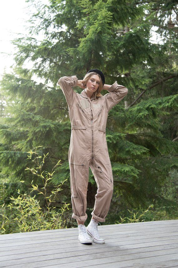 7b2a58d6dae 90 s Flyer s Coveralls