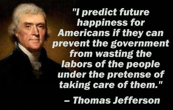 What does this quote from Thomas Paine mean?