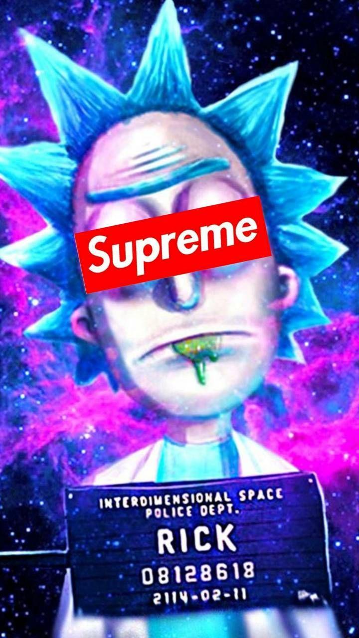 Supreme Rick