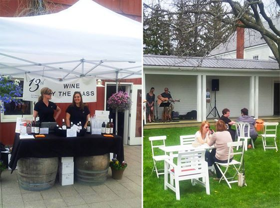 Christy's Gourmet Gifts becomes a vendor at the Handmade Market at 13th Street Winery. #wine #craft #handmade