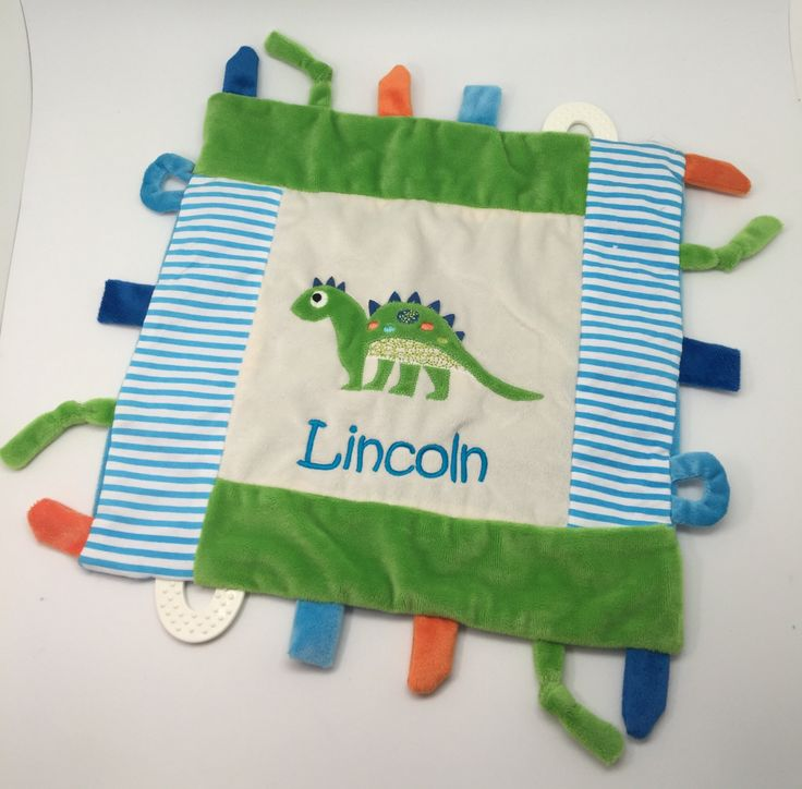 68 best baby gifts images on pinterest baby presents porch baby boy gift personalized baby gift boy blanket with tags tag minky blanket negle Images