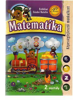 Marci fejlesztő és kreatív oldala: Matematika - Képességfejlesztő munkafüzet 2.o. Ped...
