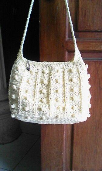 Crochet bag nylon