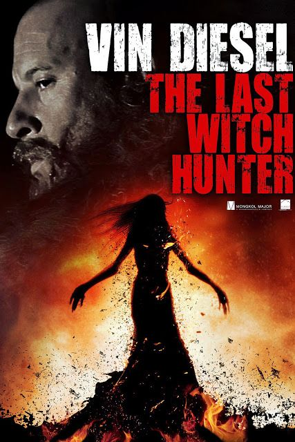 Movie World: The Last Witch Hunter 2015 - The last witch hunter is all that stands between humanity and the combined forces of the most horrifying witches in history.
