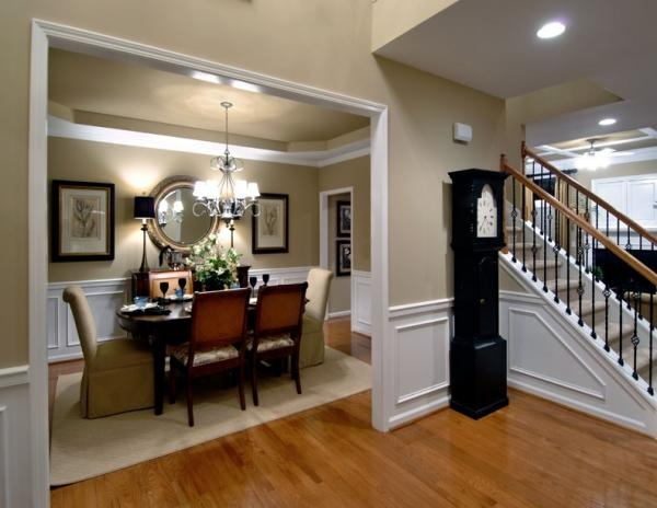 Formal Dining Room Design Ideas - Interior Design