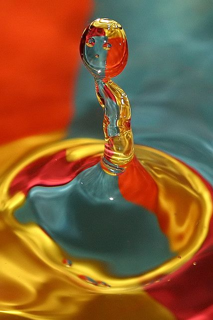 wow...Water Droplet!