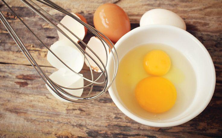 Telur Mentah untuk Lumpia