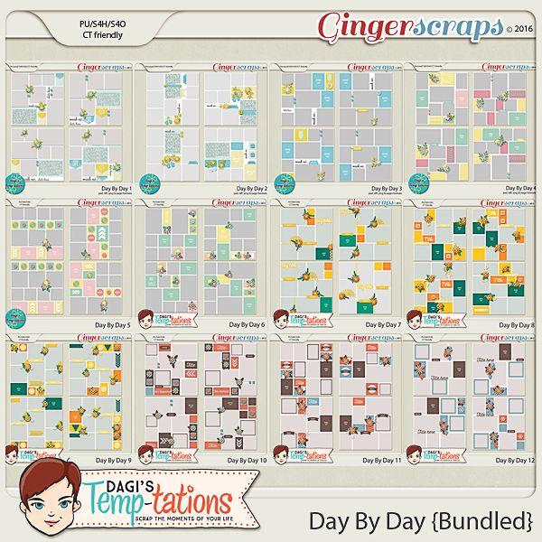 Day By Day {Bundled}