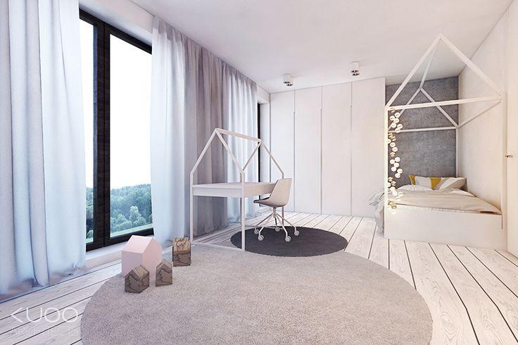Zdunska Wola // House // 195 M2   Kuoo Architects
