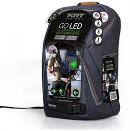 GO LED Back Pack | Satelittservice tilbyr bla. HDTV, DVD, hjemmekino, parabol, data, satelittutstyr