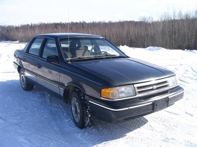 1989 Ford Tempo | Ford Tempo: 1989 Ford Tempo AWD