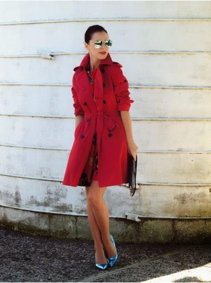 Trend alert: metallic - Mode - Fashion - Style Today