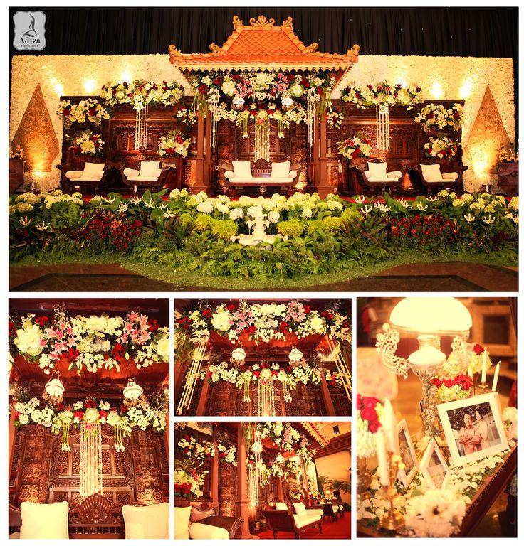 8 best gebyok images on pinterest wedding decor indonesian javanese wedding decoration decorator k jogja venue balai sudirman junglespirit Gallery