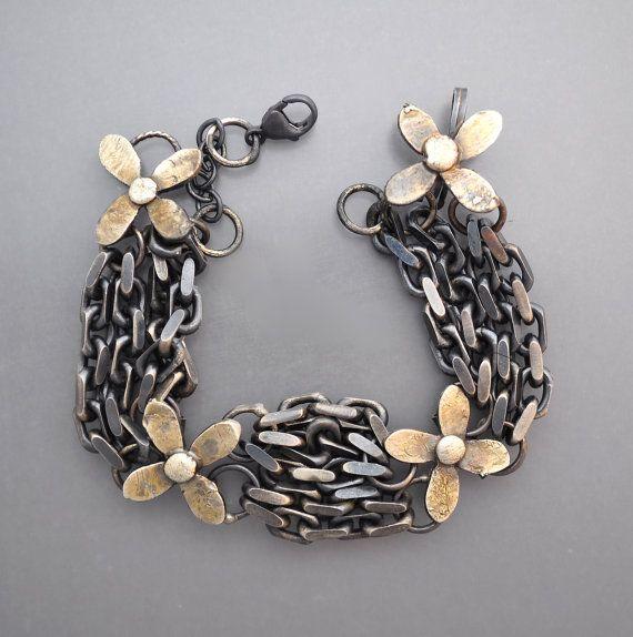 Best Articulated Bracelets Images On Pinterest Jewelry - Bangle bracelet storage ideas