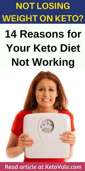 Are you frustrated and about to give up on your keto diet? Here are the top 14 reasons why your keto diet not working and how to fix it