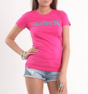 Hurley Womens One N Only Perfect Tee: Women Hurley, Style, Clothing, Perfect Tshirt, Woman, Hurley Tees, Perfect T Shirts, Hurley Women, Perfect Tees