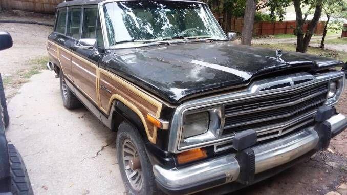 1989 Grand V8 Auto In Bonner Springs Ks Grands Auto Jeep Grand