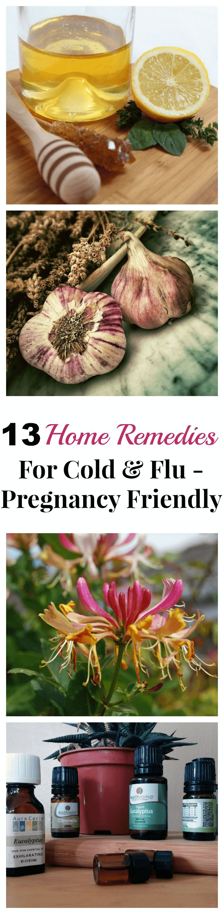 If you're pregnant with a cold or flu, you feel miserable. Most women suffer thinking they can't take anything, but there are medicines and remedies that are safe if used correctly. Always consult your doctor or midwife. It will pass on it's own, but these remedies will ease the symptoms. Click through to find out about the different safe remedies you can take when you have a cold or flu in pregnancy