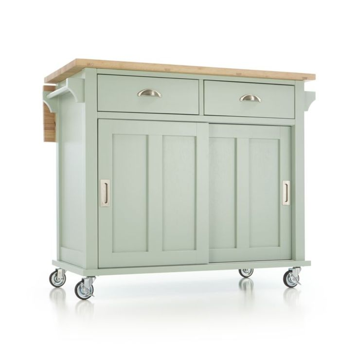 Belmont Mint Kitchen Island                                                                                                                                                                                 More