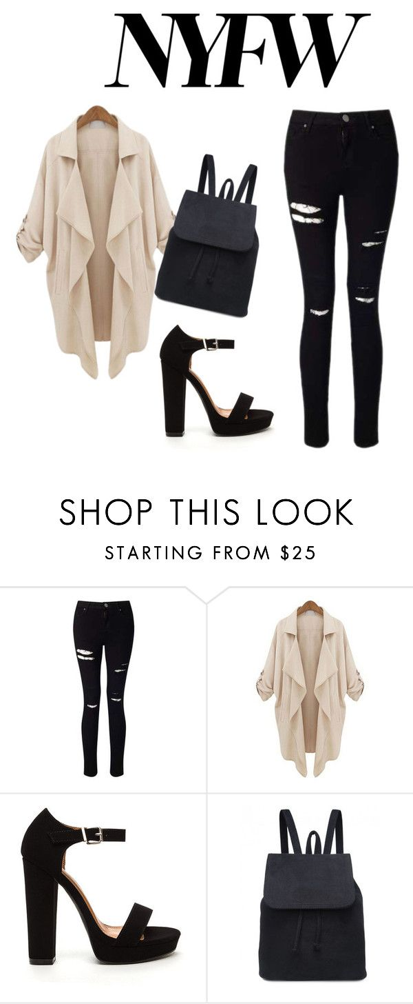 """Untitled #2"" by dominyka-januzyte ❤ liked on Polyvore featuring Miss Selfridge"