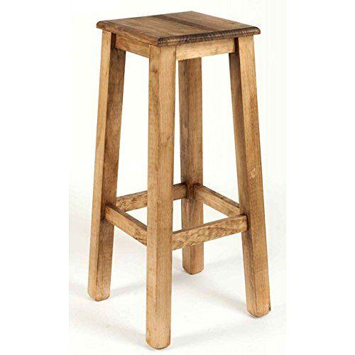 Taburete rústico alto de madera de pino encerado modelo 9... https://www.amazon.es/dp/B01F7JKAH6/ref=cm_sw_r_pi_dp_x_Oy1jybGPYWF8J