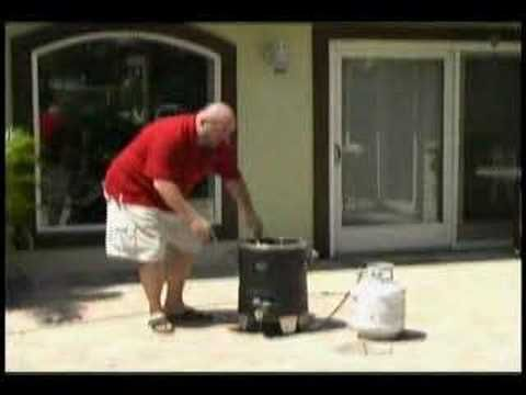 Char-Broil The Big Easy Turkey Fryer: How To