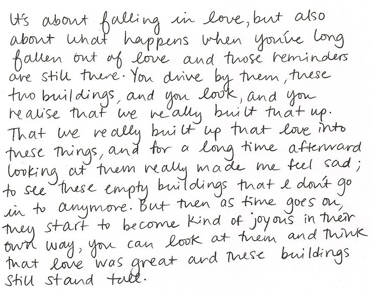 Bon Iver On Falling Out Of Love