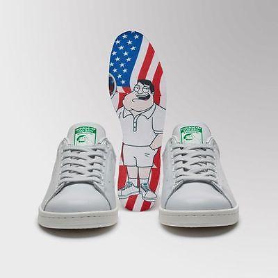 Adidas Originals Stan Smith American Dad B24440 Tennis Limited Edition Men Shoes