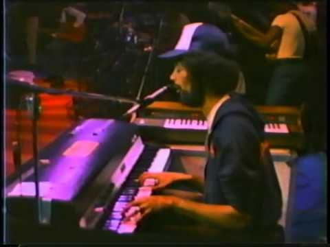 We Almost Lost Detroit ~ Gil Scott-Heron at No Nukes Concert with Midnight Band