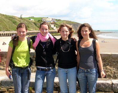 Sprachreisen nach England - Folkestone