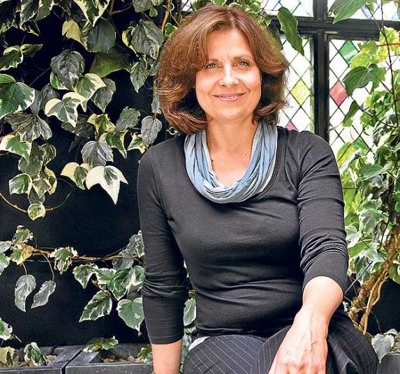Rebecca Front: 'I've suffered panic attacks all my life' - Telegraph