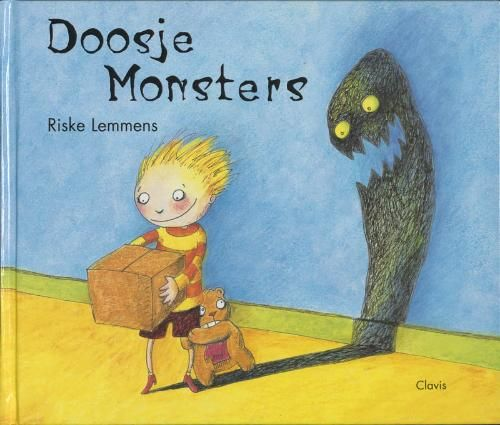 Boekenhoek: doosje monsters