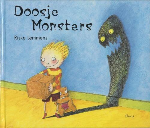 Boekenhoek: doosje monsters