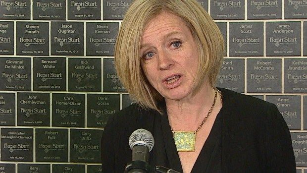 Albertans Will Be Consulted Before Pot Rules Set By Province: Premier Rachel Notley