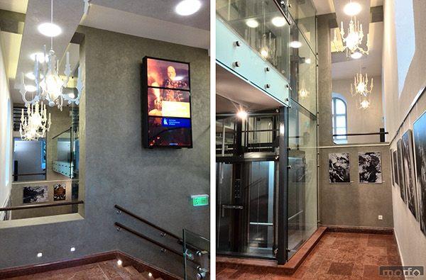 BATTHYÁNY heritage center, Körmend, Hungary / interior design 2015