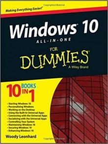 Windows 10 All-in-One For Dummies Pdf Download e-Book