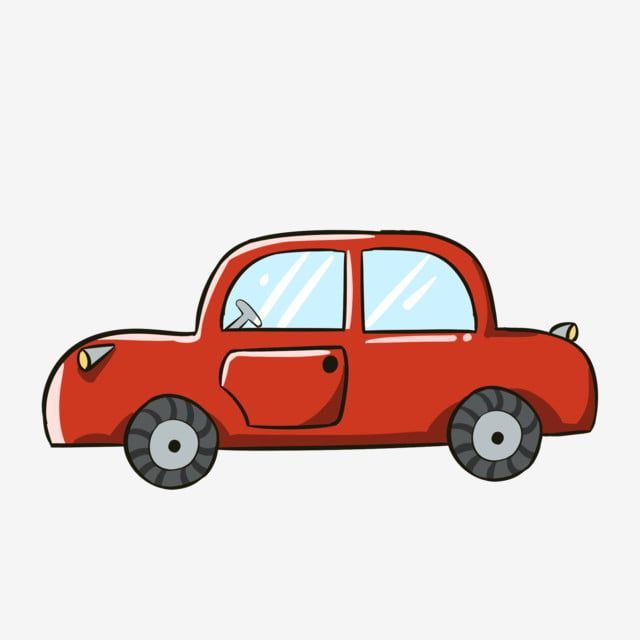 Hand Painted Cartoon Red Car Car Clipart Kids Toys Toy Car Png Transparent Clipart Image And Psd File For Free Download Red Car Toy Car Cartoon